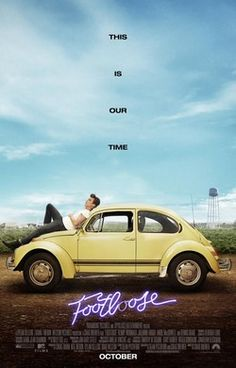 Directed by Craig Brewer. With Kenny Wormald, Julianne Hough, Dennis Quaid, Andie MacDowell. City teenager Ren MacCormack moves to a small town where rock music and dancing have been banned, and his rebellious spirit shakes up the populace. Footloose Remake, Footloose Movie, Footloose 2011, Footloose Original, Kenny Wormald, Charlie Chaplin, Entertainment, Books, Vw Beetles