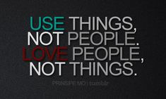Live by this