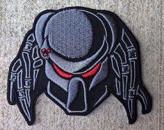 Predator Helmet Alien Military Morale AVSP Nostromo by PatchCosmos