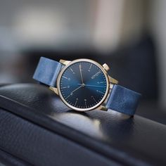 Weekend vibes with the Winston Regal Blue