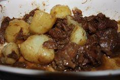 Carne de Panela Com Batatas | Acompanhamentos > Receitas com Batata | Receitas Gshow