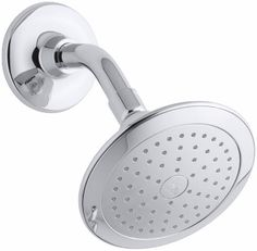 #5 Kohler K-45123-CP Alteo Single-Function Katalyst Showerhead
