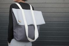 baGGy handmade bags and purses Canvas Handbags, Canvas Tote Bags, Grey Backpacks, Travel Handbags, Day Bag, Medium Bags, Handmade Bags, Backpack Bags, Shopping Bag