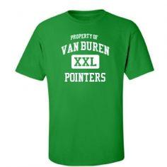 Van Buren Senior High School - Van Buren, AR | Men's T-Shirts Start at $21.97