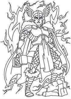 Norse Gods - Thor_image