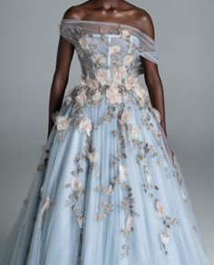 paolo sebastian once upon a dream . paolo sebastian sirens of the sea . Black Wedding Dresses, Princess Wedding Dresses, Gown Wedding, Bouquet Wedding, Wedding Nails, Ball Dresses, Ball Gowns, Pretty Dresses, Beautiful Dresses