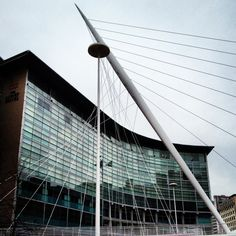 The Lowry Hotel Salford, Manchester, Louvre, Building, Travel, Viajes, Buildings, Destinations, Traveling