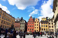 In Stockholm mit Kindern günstig Urlaub machen. Wie das geht und wo ich für nur 10€ übernachtet habe, erfährst Du auf dem Familienreiseblog über das alleine reisen mit Kind.