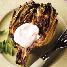 Big Green Egg Recipes Grilled-Artichokes-with-Garlic-Mayonnaise Kansas City Grills | Hot Spot Pools & Spas | Hot Spot Pools & Spas