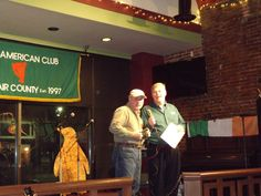 Irish Drinking Song Contest 2013