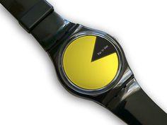 Relogio Pac Man, watch