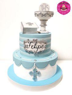 Communion Cake by MileBian