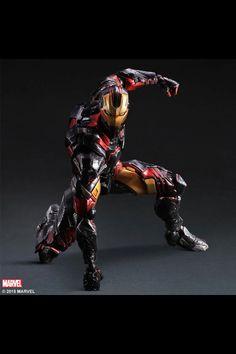 Marvel's Armored Gladiator - Iron Man