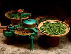 Chinese tea dryer