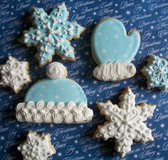 Snowtime Cookies