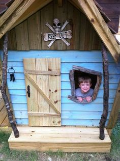 Best Parents Ever: How to Build a Pirate Ship Playground
