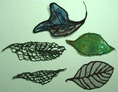 leaf experiments | Flickr - Fotosharing!