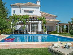patio estilo terracota con piscina - Buscar con Google