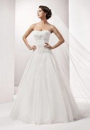 15199 One Shoulder Wedding Dress, Studio, Wedding Dresses, Fashion, Bride Dresses, Moda, Bridal Gowns, Fashion Styles, Weeding Dresses