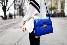 #blue bag #hotforholiday
