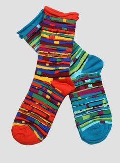 Ozone Fabric Pile - Women's   The Sock Hop #thesockhop #sockhopny #socks
