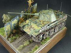 """Chris » PzKpfw. V """"Panther"""" Ausf. F"""