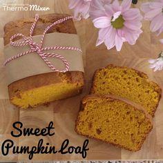 Sweet pumpkin loaf