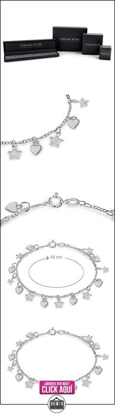 Tuscany Silver 8.25.0871 - Pulsera de plata de ley (925/1000)  ✿ Joyas para mujer - Las mejores ofertas ✿ ▬► Ver oferta: http://comprar.io/goto/B004RETTIY