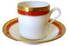Espresso Cup& Saucer