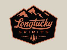 Longtucky Label Logos designed by Steve Hamaker. Connect with them on Dribbble; the global community for designers and creative professionals. Lego Logo, Berg Logos, Logo Label, Logo Branding, Branding Design, Beer Logo Design, Corporate Branding, Label Design, Brand Identity