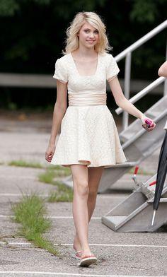 Taylor Momsen Style, Style Me, White Dress, Clothes, Dresses, Fashion, Outfits, Vestidos, Moda