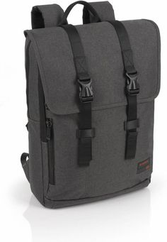 Grey 6 inch Gabol Laptop Spectrum 15 Backpack SwqW4AYf