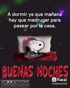 Good Night Messages, Retro Videos, Good Morning, Life Quotes, Snoopy, Inspirational Quotes, Amor, Good Afternoon, Nighty Night