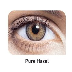 Freshlook One Day Color Pure Hazel Contact Lenses 10 Pack
