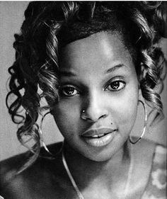 Young Mary J Blige