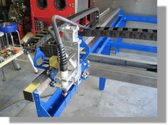 Detailed CNC Plasma Cutter Build