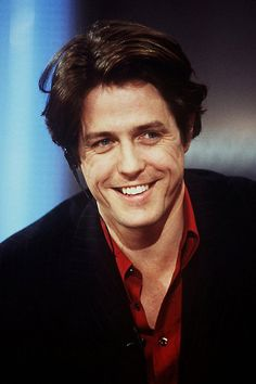 Hugh Grant. Okay, he might not actually have that interesting a face. I think his charm comes from the combination of his facial expressions, British accent and his character.