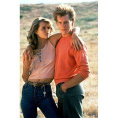 Lori Singer e Kevin Bacon.