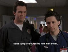 <b>What would <i>Scrubs</i> be without Neil Flynn's brilliant ad-libbing?</b>