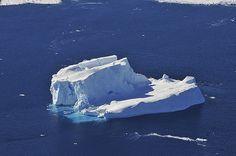 antarctica ice bridge