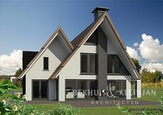 Bekhuis & KleinJan (@BekhuisKleinJan) | Twitter Kitchen Extension Exterior, Garage Room, Architect House, House Extensions, Modern House Design, Home And Living, Exterior Design, Bungalow, My House