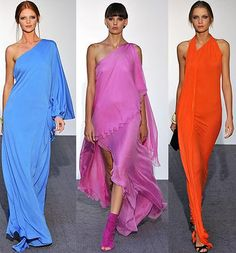 Halston - Ready to Wear in pink. 70s Fashion, Womens Fashion, Coral, Altering Clothes, Chic Dress, Girls Night Out, Beautiful Dresses, Celebrity Style, Ready To Wear