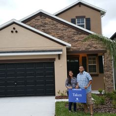 Congrats to the Patel family on their new home in Concord Station! #HappyHomeowners
