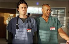 J.D. and Turk bromance.  SCRUBS.  We all need friendship like this.   Still one of my favorite shows.  MISS it.