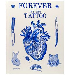 Forever: The New Tattoo Tattoos, which were once an exclusively underground phenomenon, now have mass appeal. This evolution from sub-culture to mainstream has brought fresh ideas, tensions, and shifts with it, and traditionalists and innovators have staked out very different positions. Over the last few years, new influences from the realms of art, fashion, traditional tattoo art, and visual culture have given rise to a dynamic tattoo scene--a new underground.