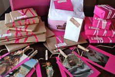 Après Fête: Baby Shower in a Box for long distance friends