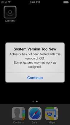 iOS 7 Jailbreaking Is Possible [Look at This Screenshot]