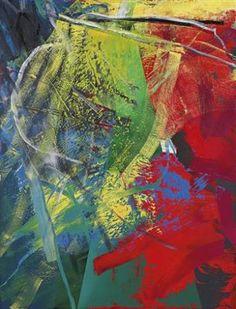 $12.4 million | Gerhard Richter, Kegel (Cone), 1985