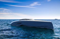 Supersports on the water: Bugatti and Palmer Johnson launch joint luxury yacht project - News - Media - Bugatti