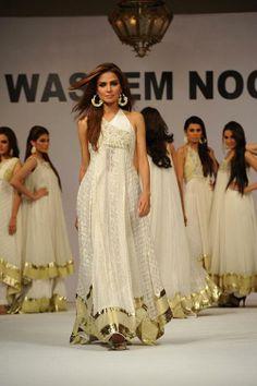 flared white indian wedding lenga   wedding latest bridal lehenga design 2013 bridal lehenga choli wedding ...
